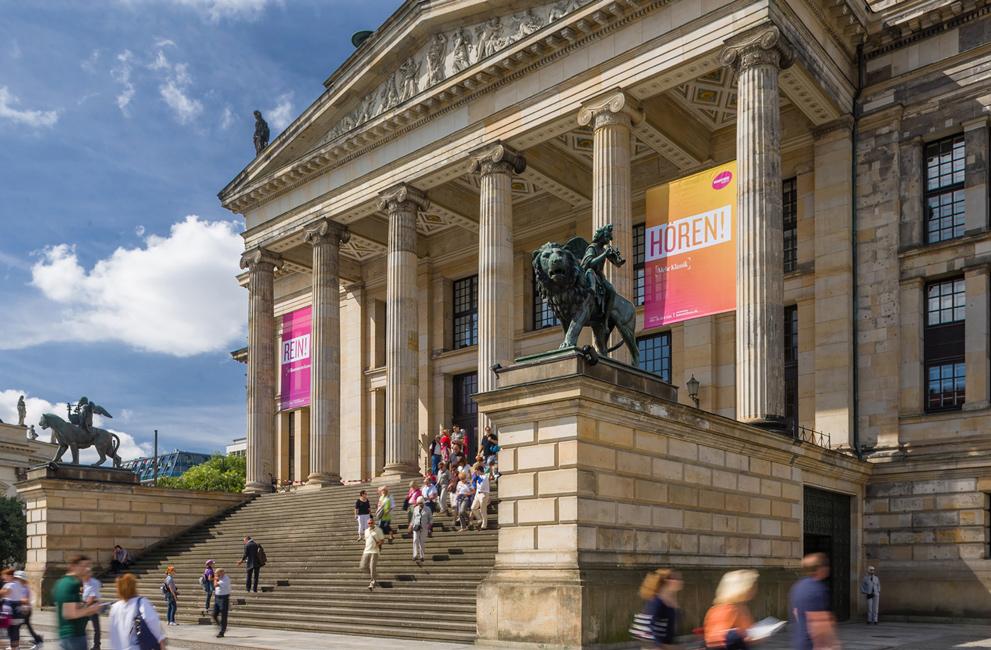 Konzerthaus Berlin: MEIN KONZERTHAUS