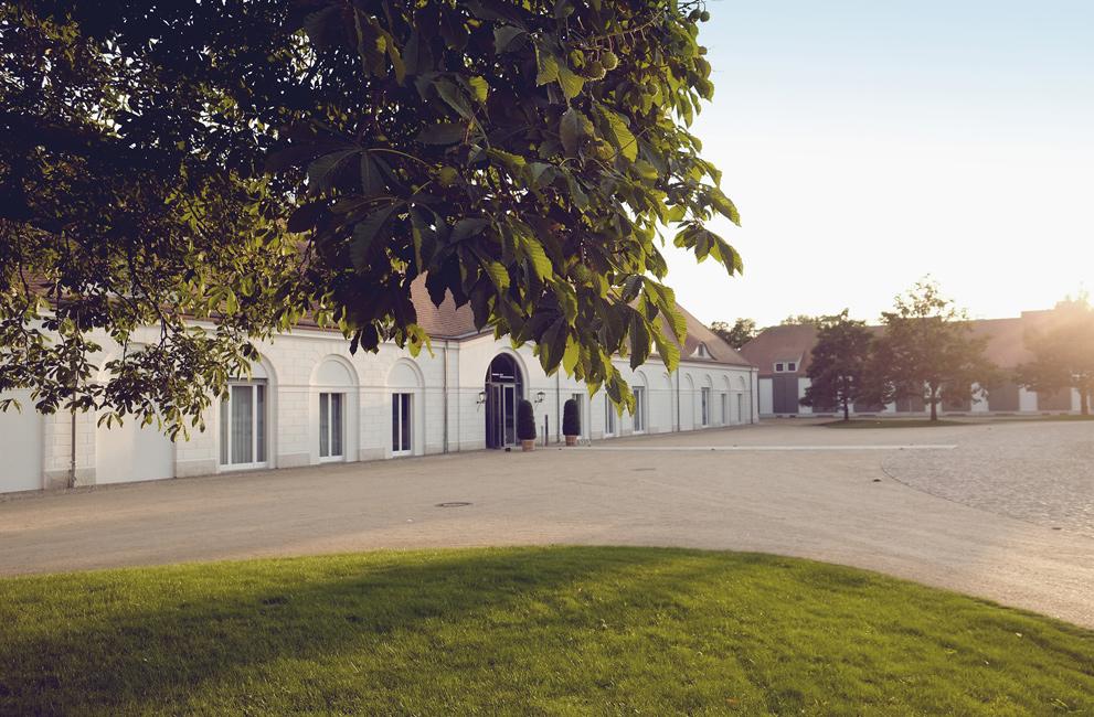 Schloss Neuhardenberg – Refugium und Bühne zur Welt
