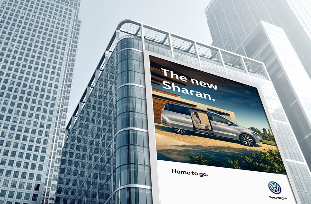 Erscheinungsbild für Volkswagen
