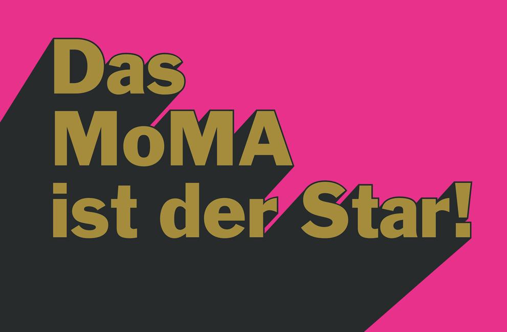 »Das MoMA ist der Star!«