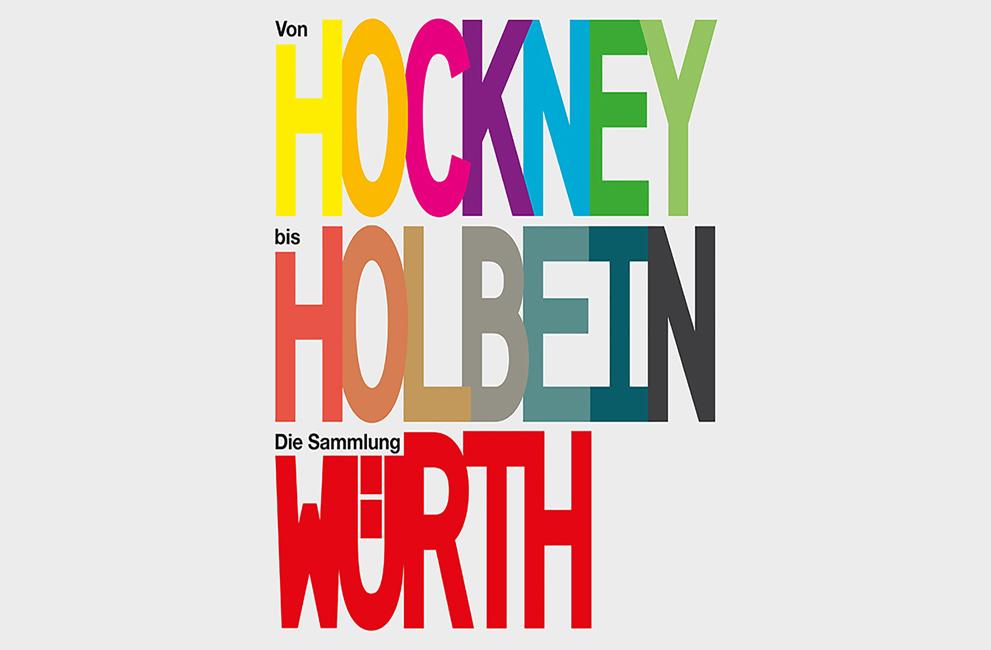 Von Hockney bis Holbein – Die Sammlung Würth